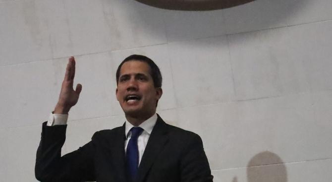САЩ санкционират подкупни венецуелски депутати