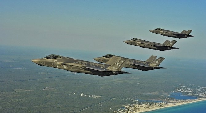 Гърция купува F-35
