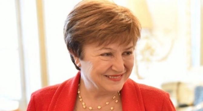 Кристалина Георгиева съветва данъците на богатите да се вдигнат
