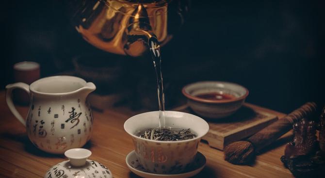 Зеленият чай удължава живота