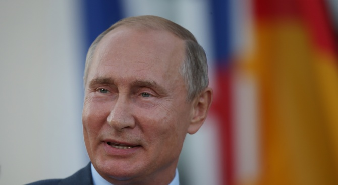 """Путин разкри кога приключва изграждането на """"Северен поток 2"""""""