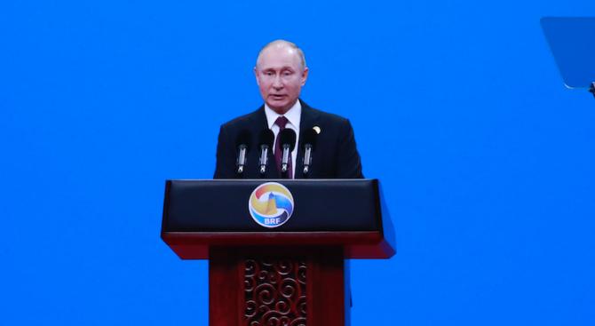 Путин поддържа инициативата на Берлин за международна конференция за Либия