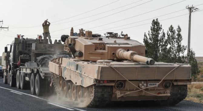 Либийската национална армия на Халифа Хафтар обяви прекратяване на огъня