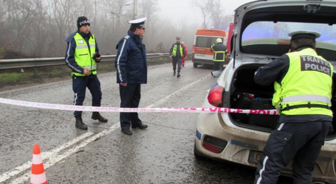 19-годишен младеж е открит мъртъв след катастрофа в Ловеч
