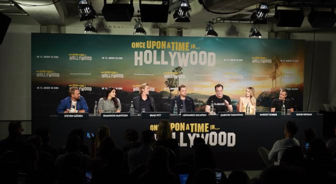 """Филмът """"Имало едно време в Холивуд"""" спечели главната награда на """"Изборът на критиците"""""""