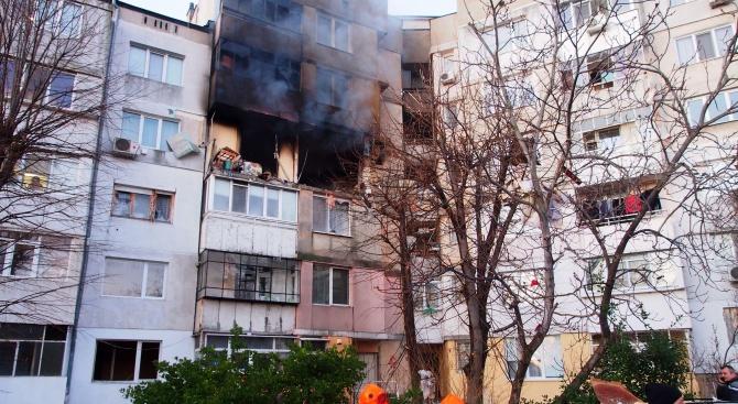 Втори човек е загинал при взрива във Варна