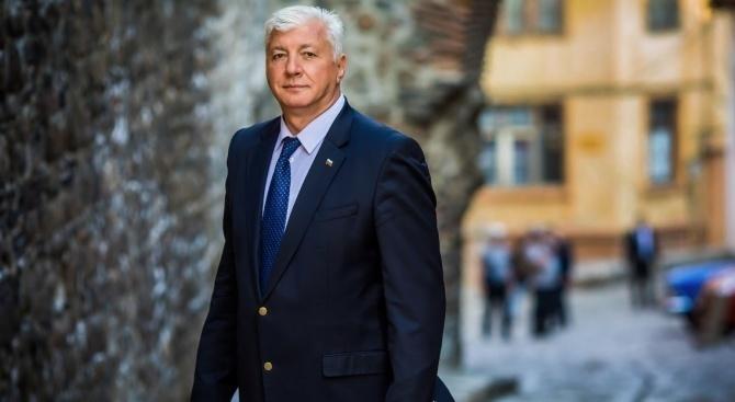 Кметът на Пловдив се среща с посланика на Хърватия