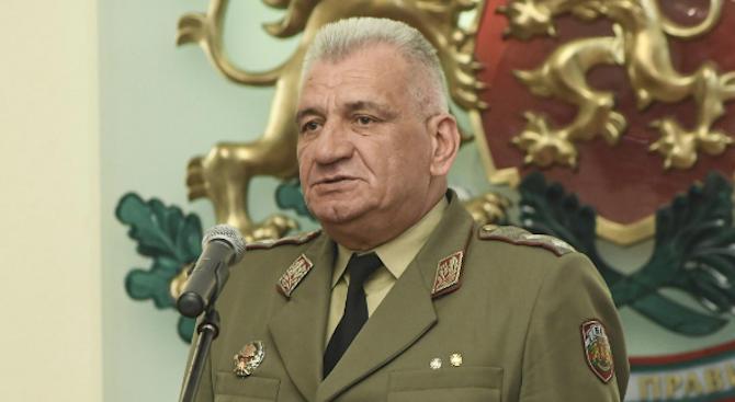 Ген. Андрей Боцев ще участва в зимната сесия на Военния комитет на НАТО