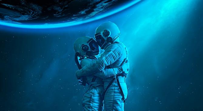 Космически турист си търси спътница в живота