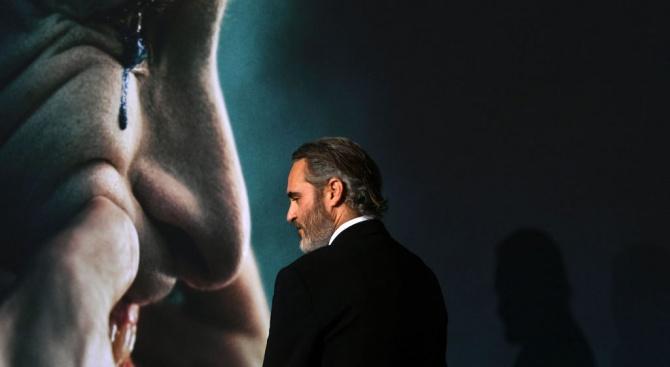 """""""Жокера"""" води с 11 номинации за наградите """"Оскар"""", ето и другите"""