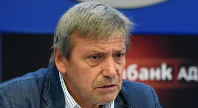 Красен Станчев: Концесията е най-добрата форма за водата в България