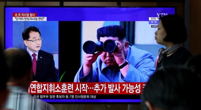 Северна Корея все още не се е отказала от диалога, смята южнокорейският президент