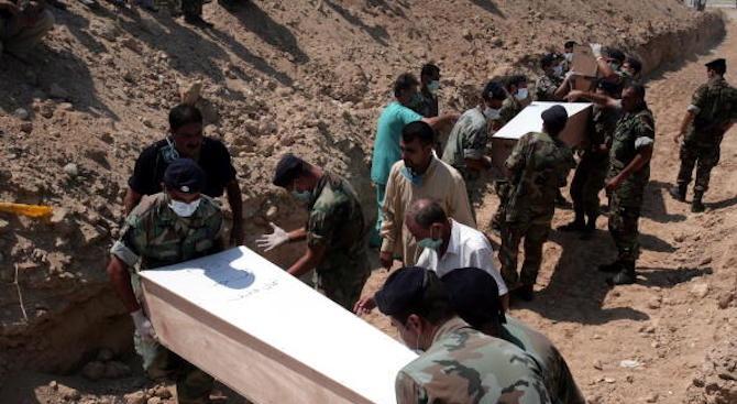29 тела бяха открити в масов гроб в Мексико