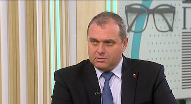 Искрен Веселинов: Емил Димитров е доказан боец