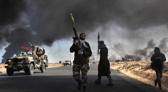 Примирието в Либия се провали