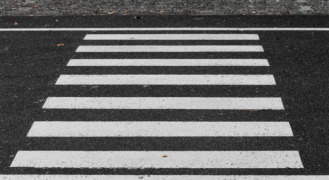Съдят мъж, блъснал жена на пешеходна пътека в Благоевград