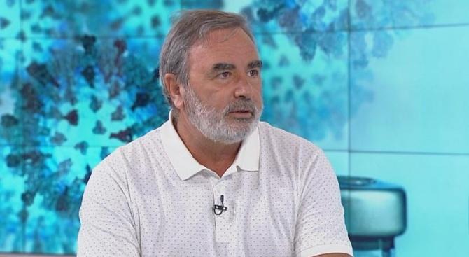 Кунчев: Над 2000 случая на варицела са регистрирани от началото на годината