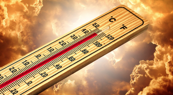 Изминалото десетилетие е най-горещото в историята на Земята
