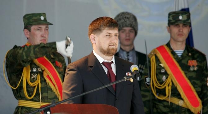 Чеченският премиер смени Рамзан Кадиров