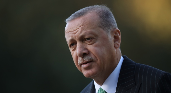 Ердоган: Турция ще започне сондажи за природен газ край либийския бряг