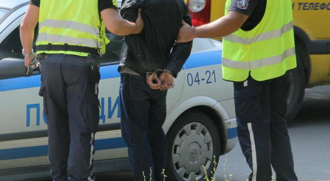 Мъжът, пребил 30-годишна жена във Видин, имал и други подобни прояви