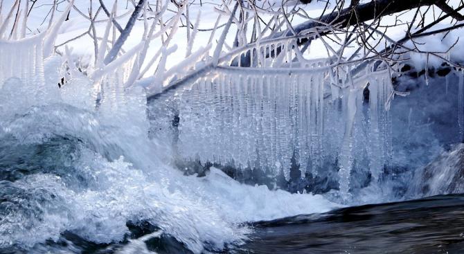 Близо 30 градуса под нулата са измерени в Източна Турция