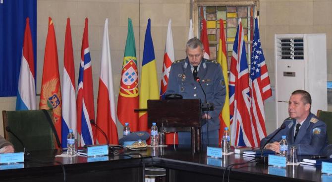 Генерал-майор Цанко Стойков: Основните задачи в дейността на ВВС през 2019 г. са изпълнени успешно