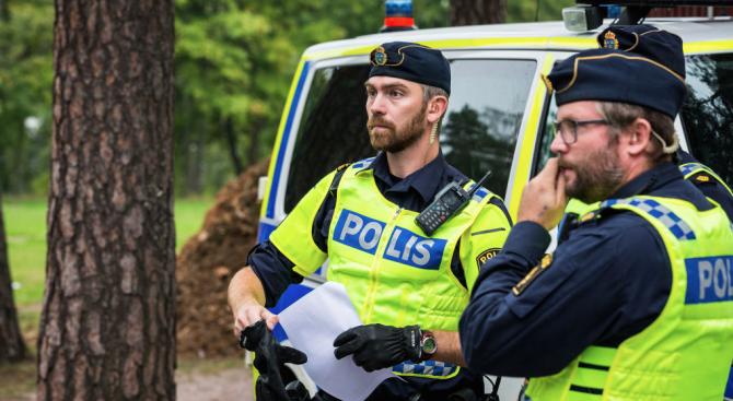 Ръст на бомбените нападения в Швеция