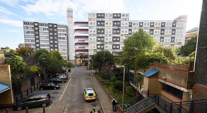 Българин е открит мъртъв в Лондон