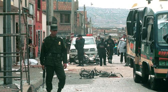Колумбия ще получи от САЩ 5 млрд. долара за подпомагане на районите, засегнати от наркотрафика