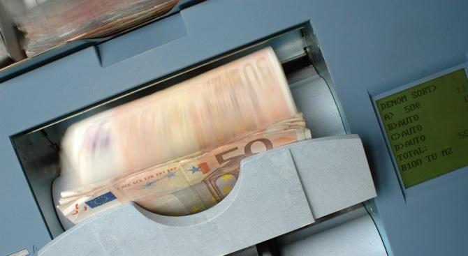 Годишната инфлация в еврозоната е нараснала до 1,3 на сто, до 1,6 на сто