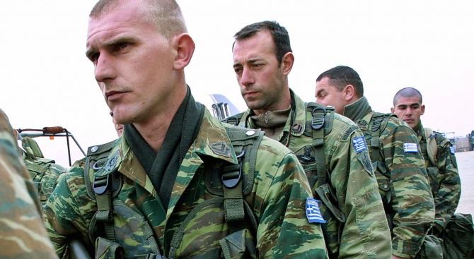 И Гърция праща сили в Либия?