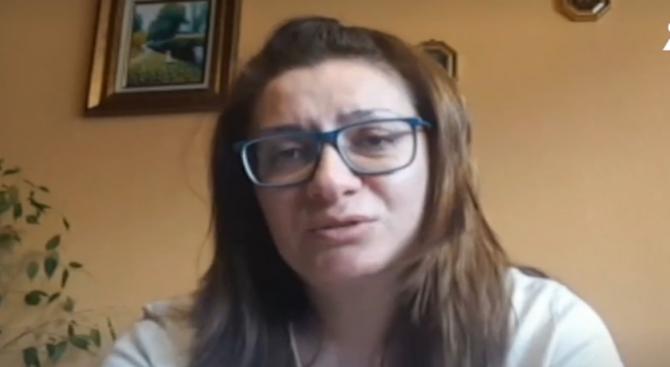 Как е протекла срещата с бебе Катерина след отнемането й от родителите