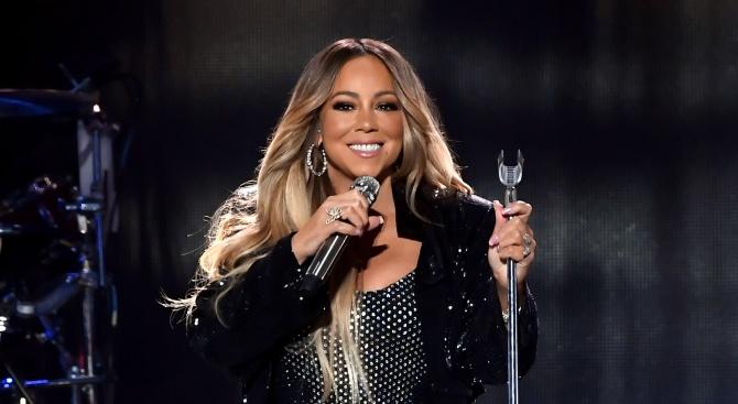 Марая Кери ще бъде въведена в Залата на славата на авторите на песни