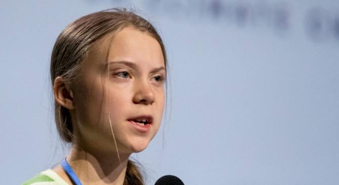 Грета Тунберг е в Лозана за нова демонстрация за климата