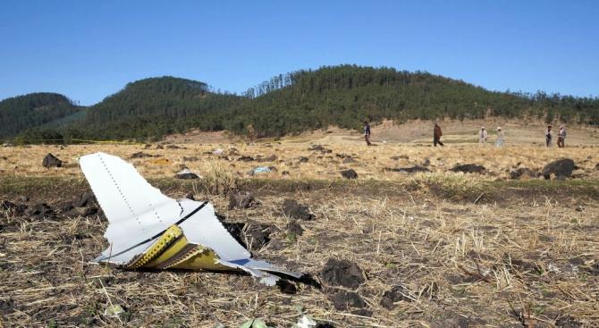 Канада дава спешно пари на близките на жертвите на сваления самолет