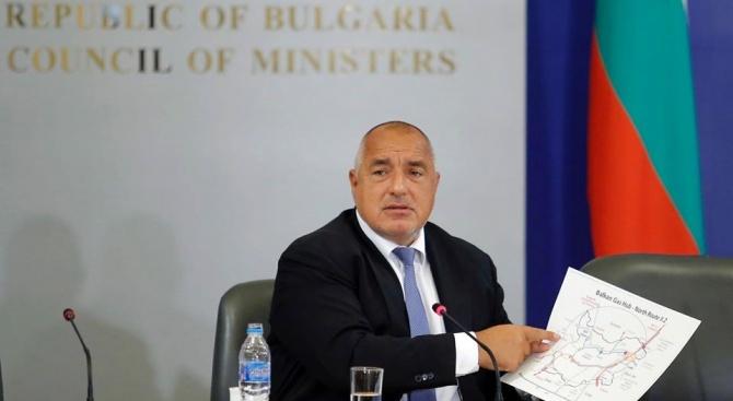Борисов събира министри и кметове заради водната криза в Перник