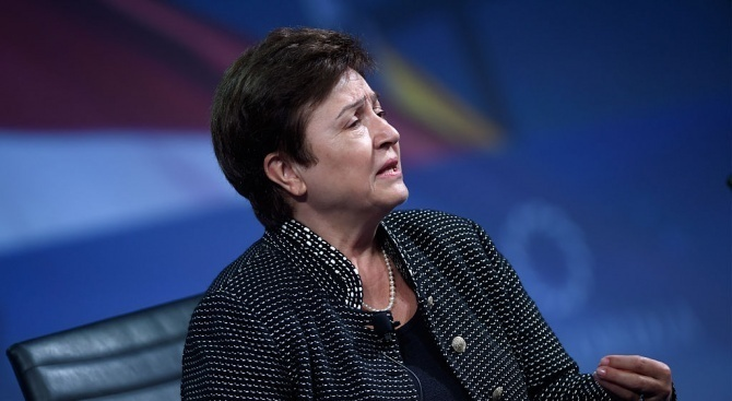 Кристалина Георгиева похвали разговорите между МВФ и Аржентина