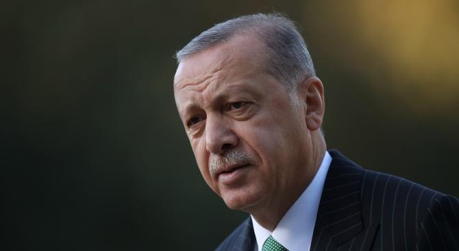 Президентът на Турция Реджеп Тайип Ердоган призова Европа да подкрепи