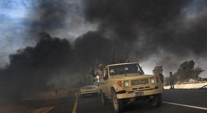 Чуждестранните бойци трябва да напуснат Либия, призова пратеникът на ООН