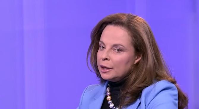 Таня Андреева: Д-р Дечев е само изпълнител, освен да сигнализира нищо друго не може да направи