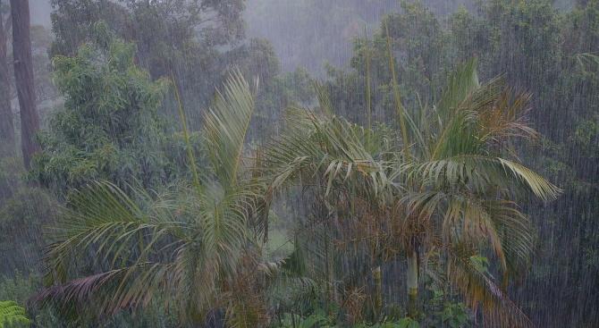 Двама са в неизвестност след тропическата буря Тино, ударила Фиджи