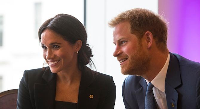Принц Хари и Меган се отказват от кралските си титли