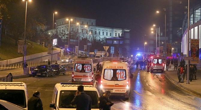 Защо българин извади мачете в истанбулски ресторант?