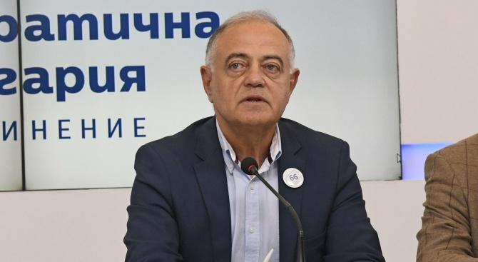 Генерал Атанасов: Нито на БСП, нито на ДПС им е до избори