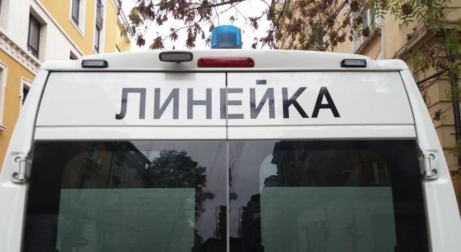 Мъж с тежки рани почина в линейка