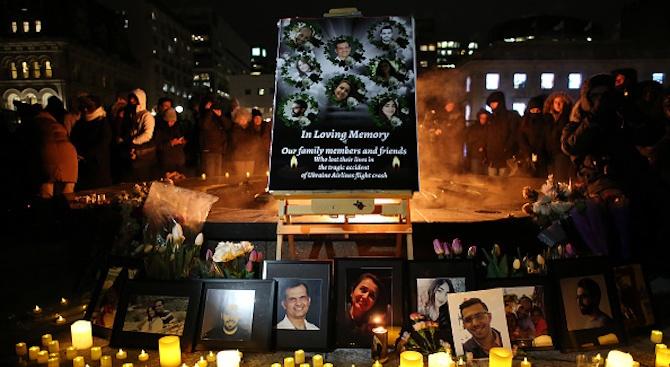 Върнаха тленните останки на 11 украинци, загинали при свалянето на пътническия самолет край Техеран