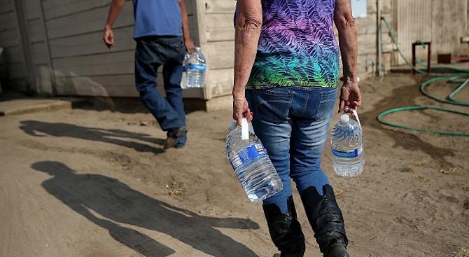 Водата в Свищов вече е годна за пиене