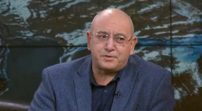 """Емил Димитров: Да се прекара водата от """"Мало Бучино"""" до Перник е едно изключително голямо начинание"""