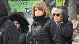 Фандъкова: Намалее ли водата в София, спираме подаването за Перник